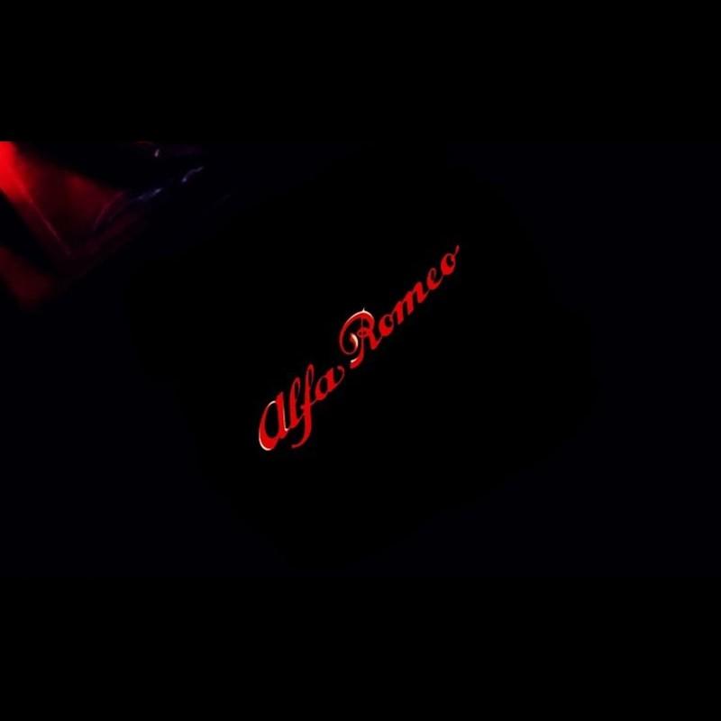 Wskyfook Red Для предупреждения двери Alfa Romeo