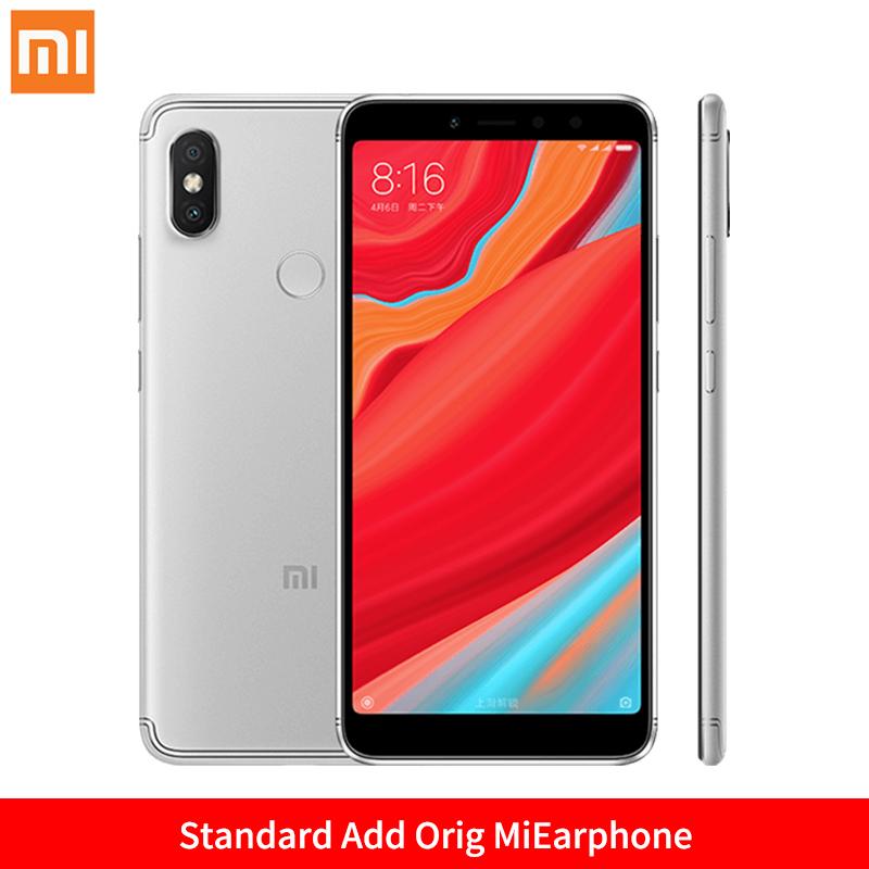 Mi Стандартный серый Добавить Orig MiEarphone global version xiaomi redmi 4x 3gb 32gb smartphone black