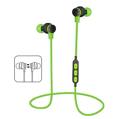 yuerlian Зелёный цвет наушники браги даш двойной беспроводной bluetooth гарнитуры спортивные наушники монитор сердечного ритма смарт встроенный 4g памяти ear black