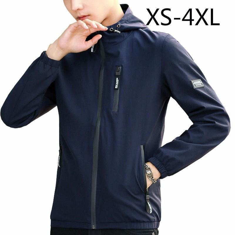 Xuanxuan diary Темно-синий XL yoms куртки мужские куртки с длинными рукавами печати прилив корейский монах воротник молния куртки хетер грей xl 180