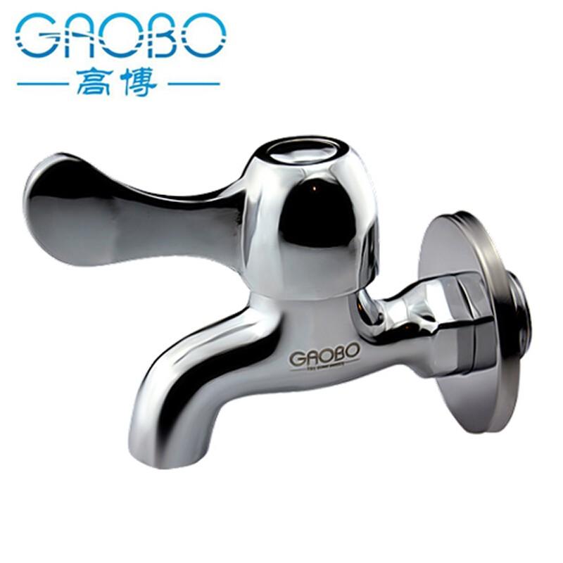 GAOBO Бежевый Угловой клапан холодной воды