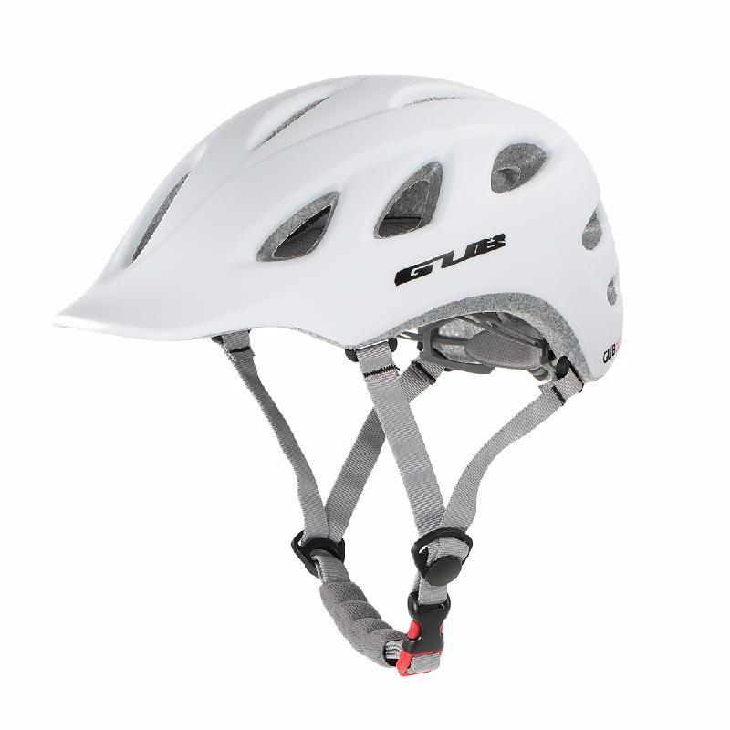 Lixada белый велосипедный шлем
