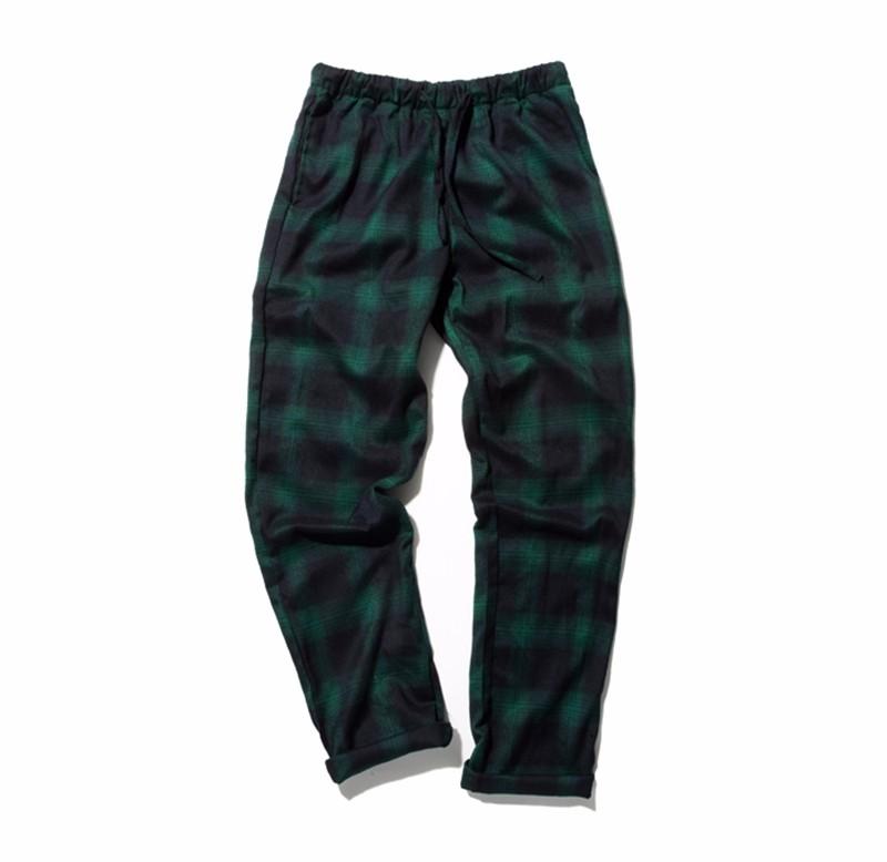 Брюки женские брюки для девочек брюки летние брюки высокие талии брюки SAKAZY зеленый XL фото