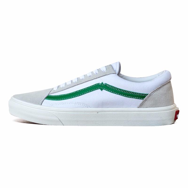 JUNLINU Белый зеленый 40 обувь