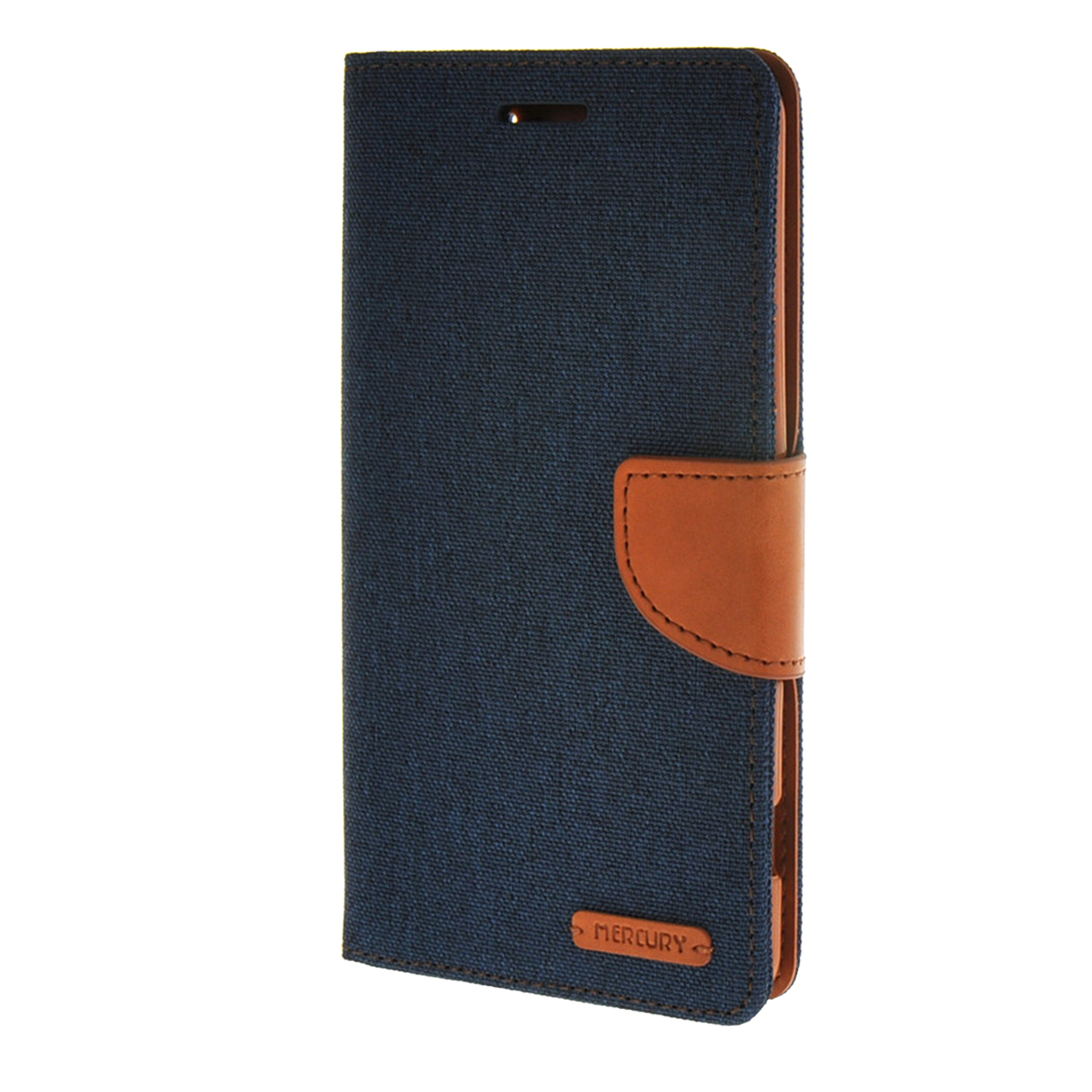 MOONCASE mooncase чехол для sony xperia c4 leather wallet flip card holster pouch stand back dark blue