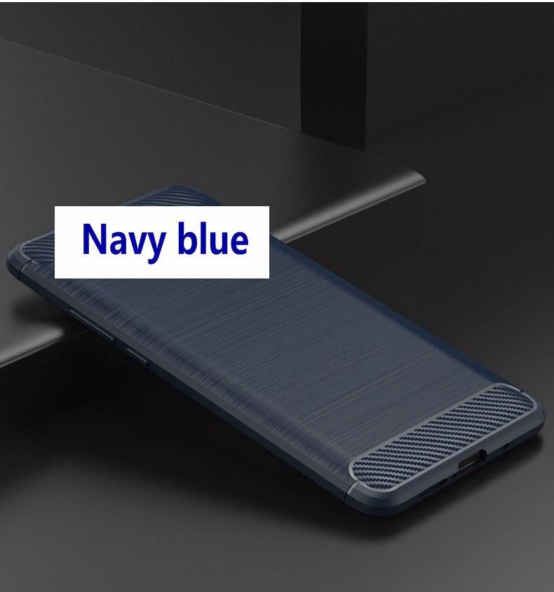 WIERSS Темно-синий для HTC Desire 12 Plus для HTC Desire 12 Plus Ударопрочный чехол для телефона