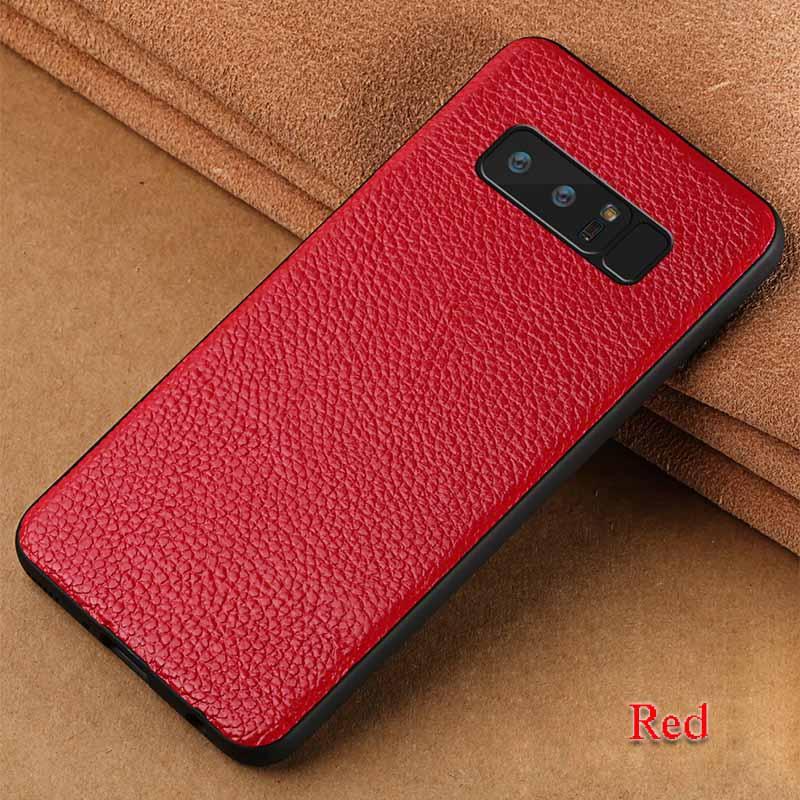 langsidi красный Samsung Galaxy S8 mooncase litchi skin золото chrome hard back чехол для cover samsung galaxy s6 edge красный