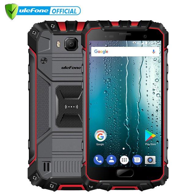 Ulefone красный ulefone vienna 32gb смартфон