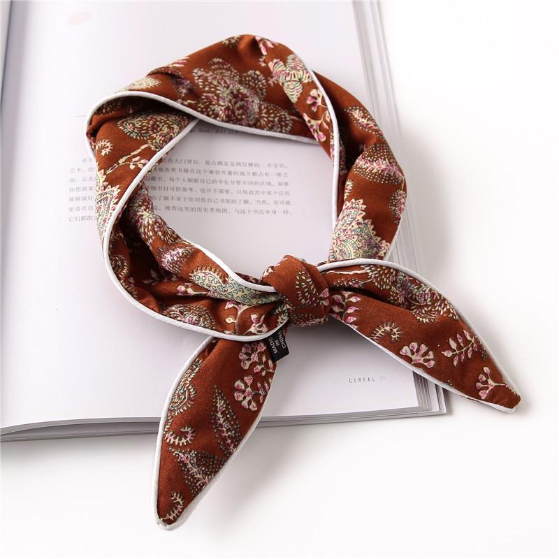 Gutta valli Темно коричневый 60см-80см галстуки