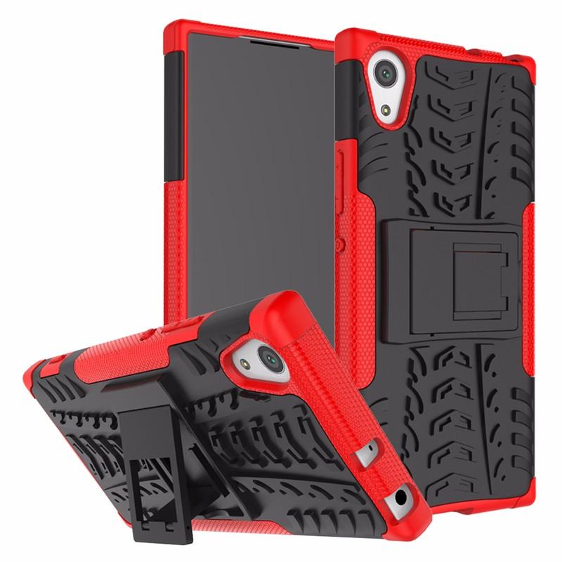 goowiiz красный Sony Xperia XA1 Ultra аксессуар защитное стекло sony xperia xa1 luxcase 0 33mm 82170