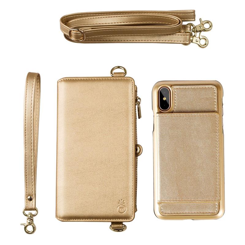 XUEYING Золотистый мобильный телефон bambook s1 h3000