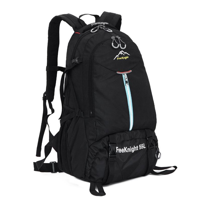AEROLINE Чёрный цвет фигура прыжок tuyue грудь мешок рюкзак рюкзак рюкзак мешок плеча после поездки на открытом воздухе досуг сумка рюкзак прилив карманы