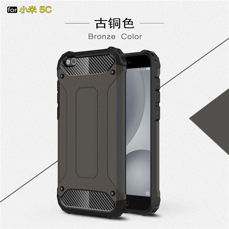 goowiiz бронза MI 5S Plus xiaomi mi 5s 3gb 64gb smartphone gold