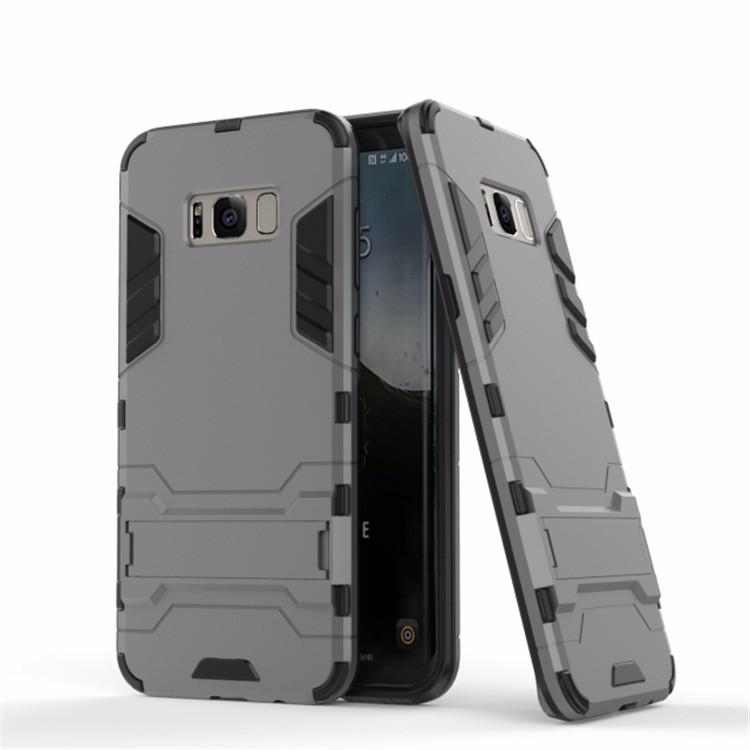 WIERSS Серый для Samsung Galaxy S8 plus сотовый телефон samsung galaxy s8 g950 black