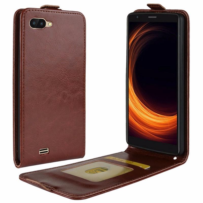 WIERSS коричневый для Blackview A20 blackview a8 смартфон