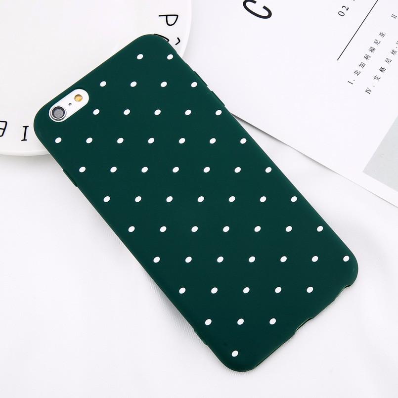 WJ Зеленый iPhone 5 5S