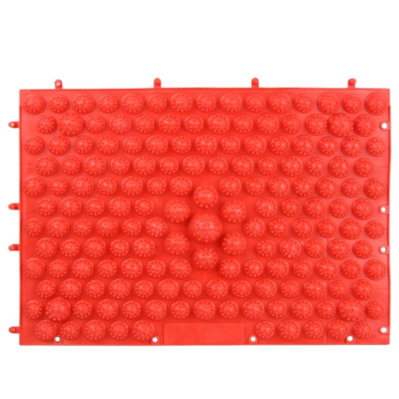 JD Коллекция красный чэн юэ пальца нажимной тарелки спортивный инвентарь массажный стол большой размер фиолетовый