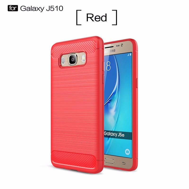 KYKEO Красный Samsung Galaxy J510 2016