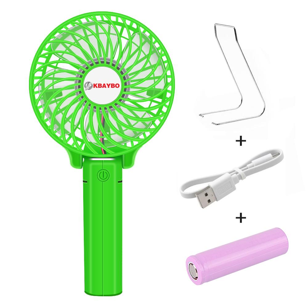 KBAYBO Зеленый вентилятор hausmark