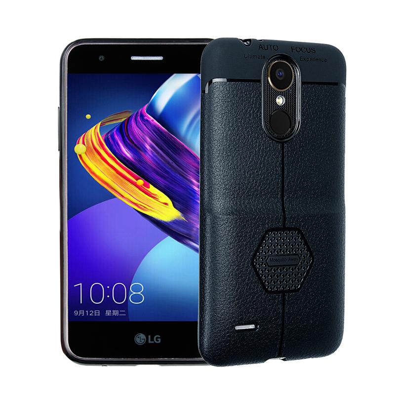 goowiiz Темно-синий LG Q6 Q6 Plus Q6 Mini смартфон lg q6 чёрный