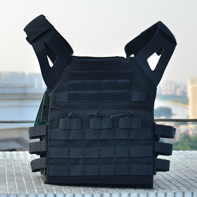 TACTIFANS черный flyye molle lt 6094 vest military tactical vest vt m025