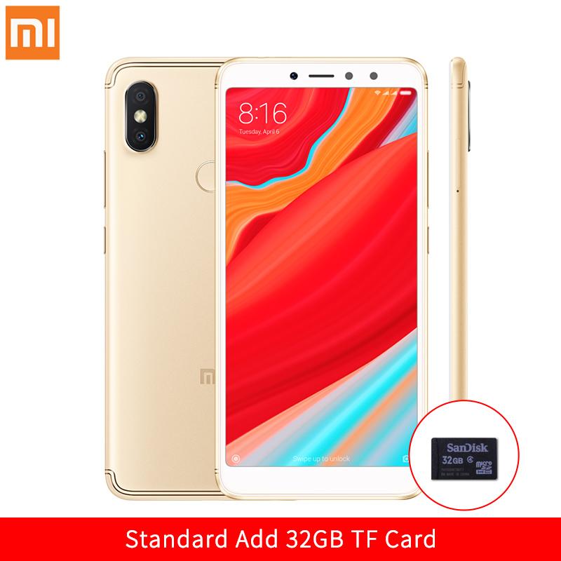 Mi Золото Добавить карту 32GB TF xiaomi redmi note5a 4гб 64гб китайская версия