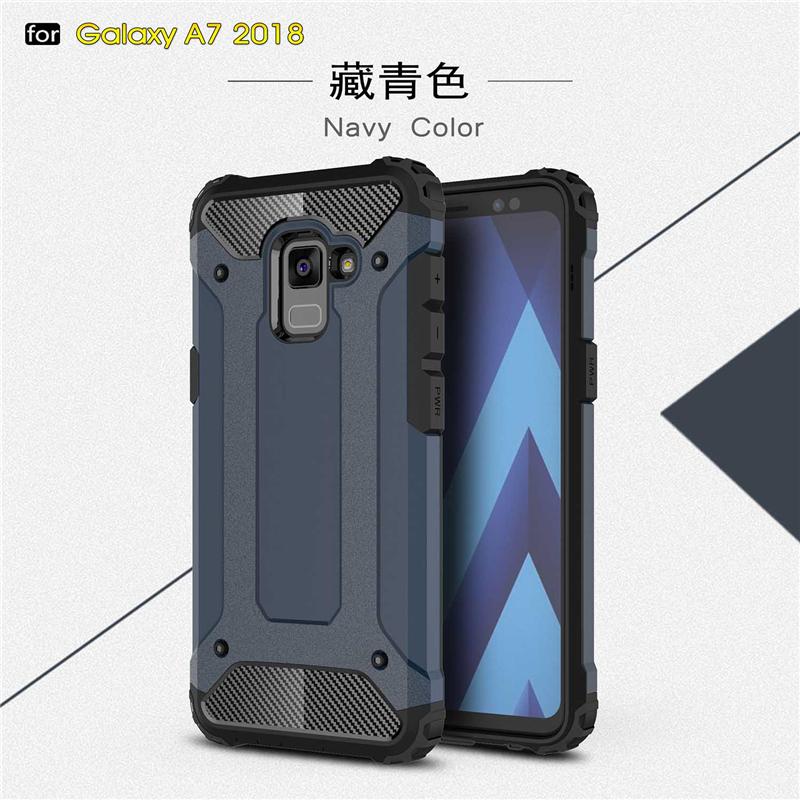 goowiiz темно-синий Samsung Galaxy A8 Plus 2017 A7 2018 blackview a8 смартфон