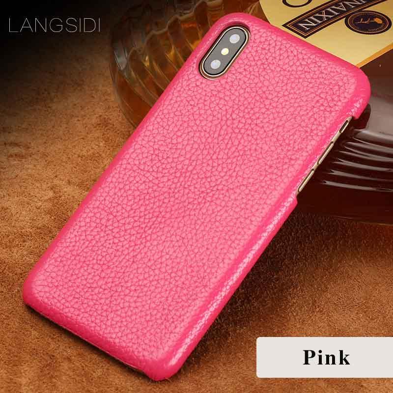 langsidi фуксин iPhone 6 6s Plus gumai silky case for iphone 6 6s black