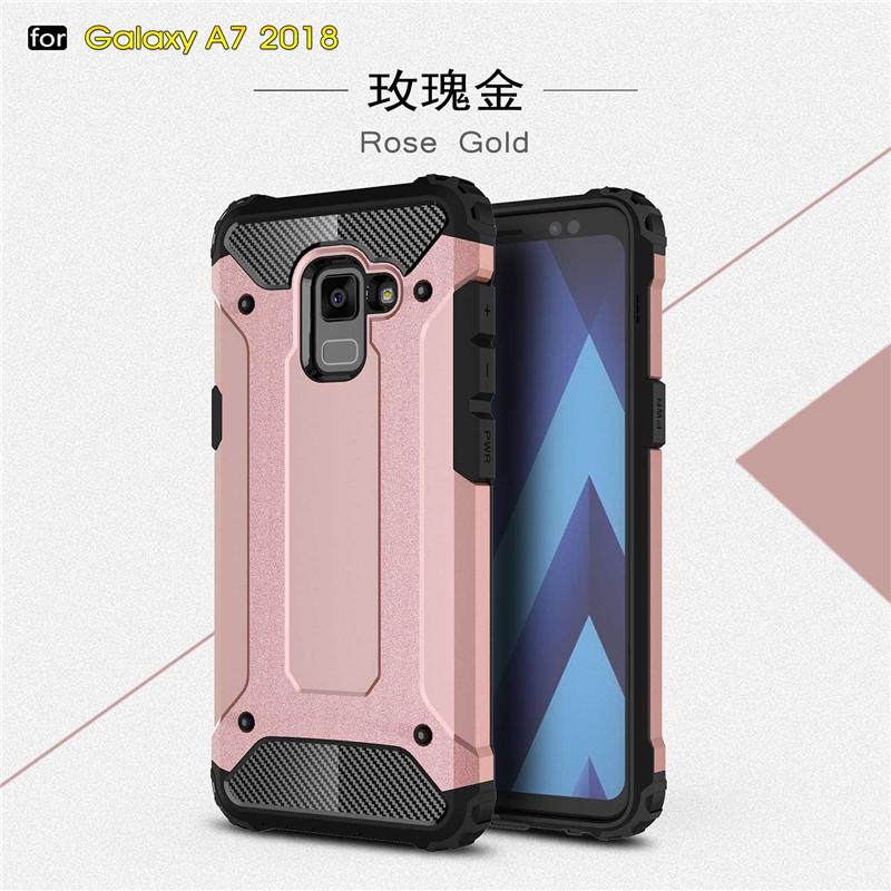 goowiiz Розовое золото Samsung Galaxy A8 Plus 2017 A7 2018 blackview a8 смартфон