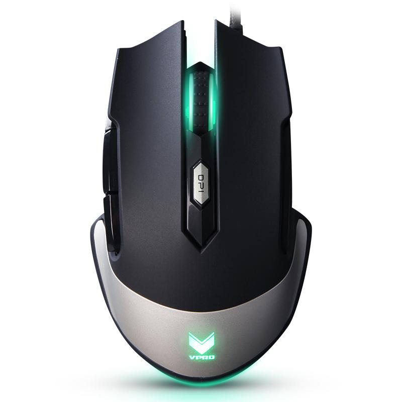 Rapoo V310 Черный Проводной мышь rapoo n1162 белый