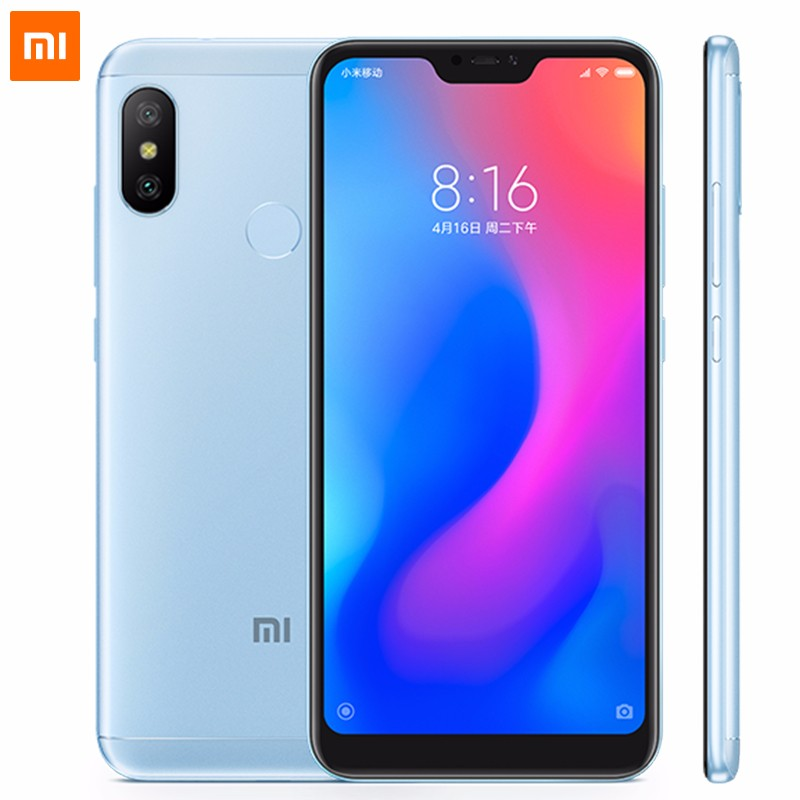 Mi Синий цвет global version xiaomi redmi 4x 3gb 32gb smartphone black