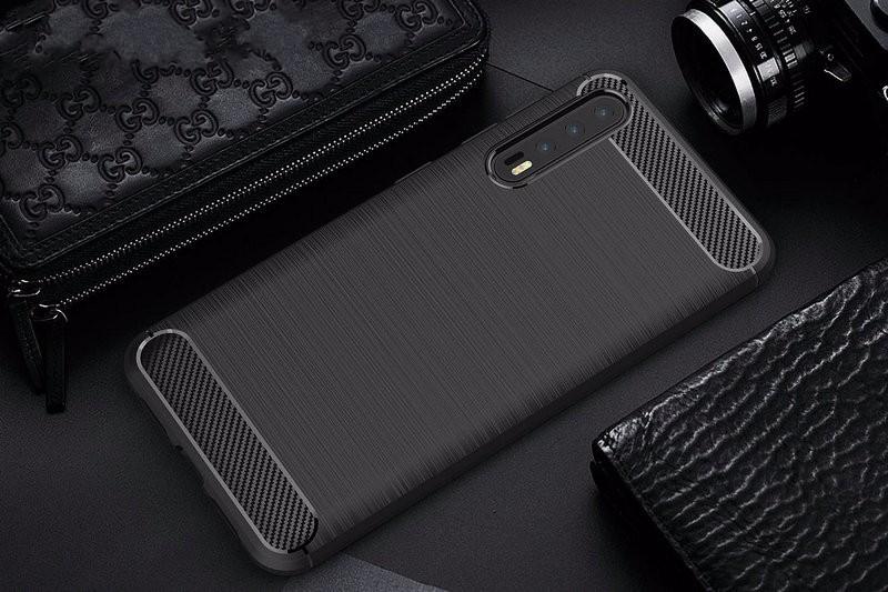 Для Huawei P20 Pro для Huawei P20 Ударопрочный чехол для телефона WIERSS черный для Huawei P20 фото