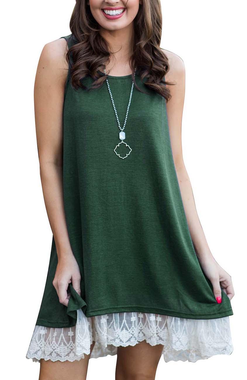 Twippo Зеленый Номер XXL черное платье карандаш 46