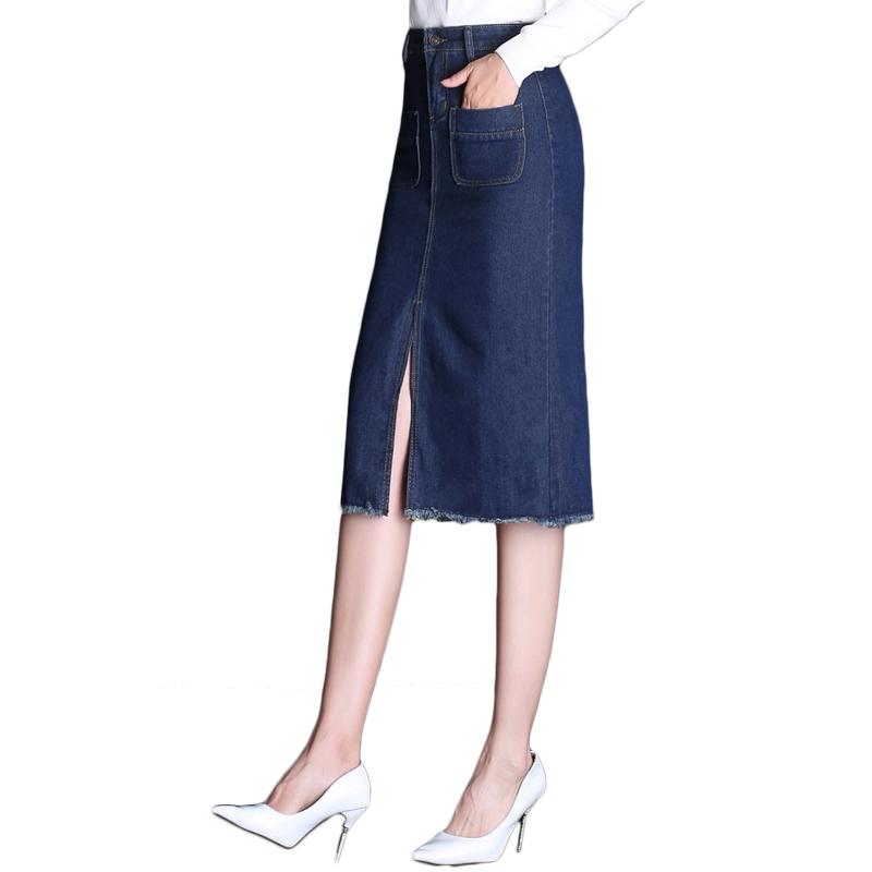 Tissbely Темно-синий S юбка s cool юбка