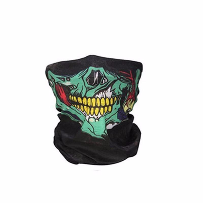 meterk Многоцветный защитная маска маска бандана 2017 лето череп оголовье магия бесшовные бандана