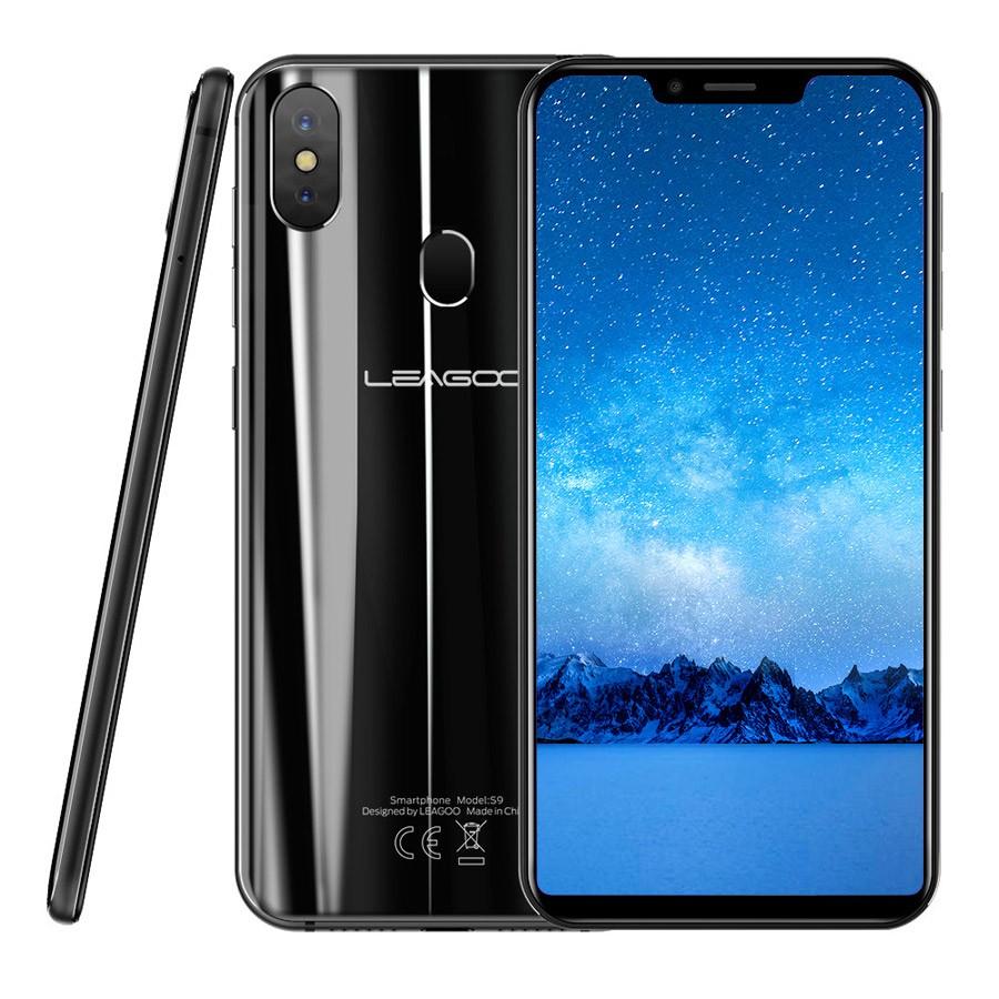 Leagoo черный zte axon 7 mini 4g smartphone