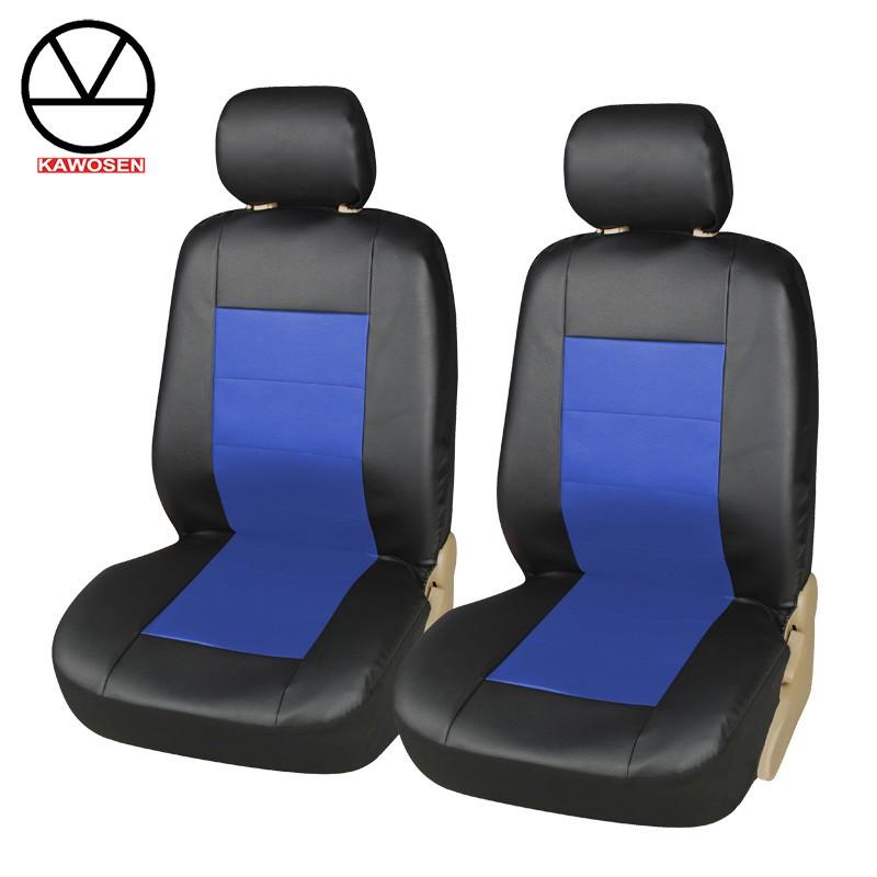 COVERS Синее сиденье 2PCs autoyouth pu leather car armrest pad memory foam universal auto armrests covers with phone pocket for vw bmw audi honda