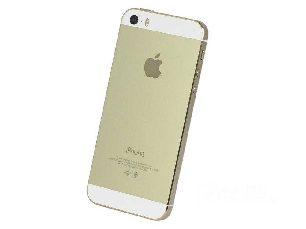 Tissbely Золото Оригинальные Apple iPhone 5S 4 0 Дюймы
