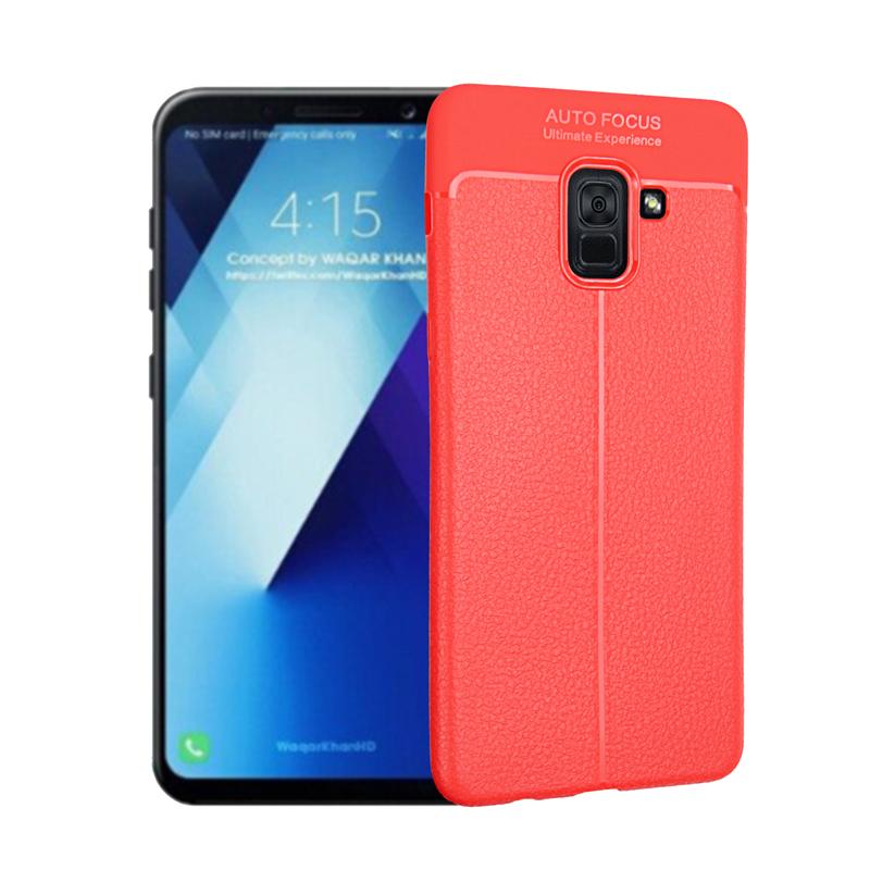 goowiiz красный Samsung Galaxy A7 2018 A8 Plus blackview a8 смартфон