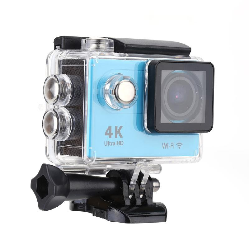 ANDOER синий 2018 come eken h9r waterproof 30m action camera remote control ultra hd 1080p 60fps camera 2 0 lcd pro camera sj 4000 wi fi