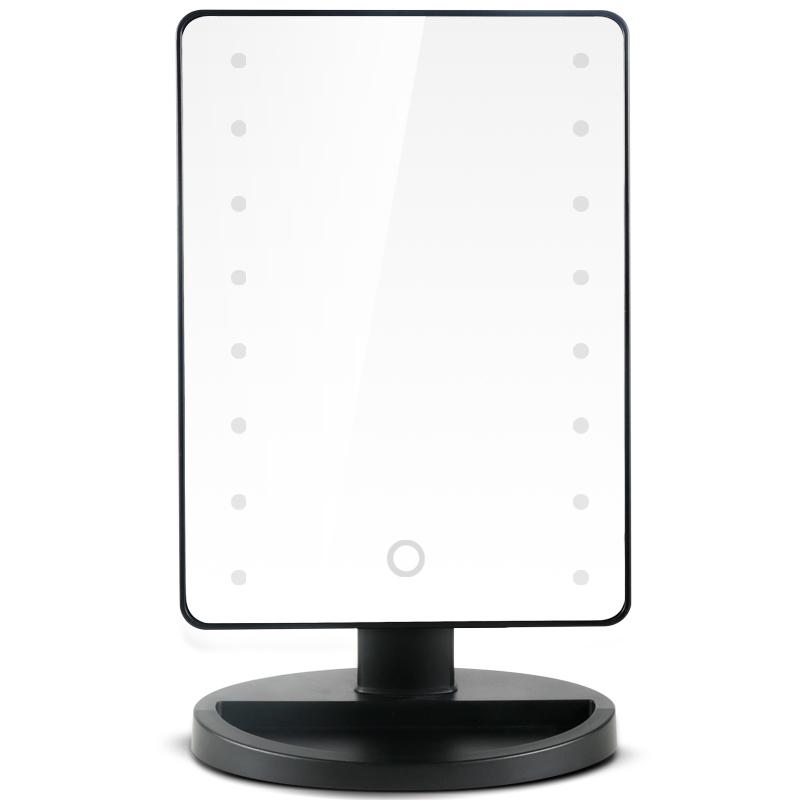 JD Коллекция Светодиодная лампа черное зеркало площадь