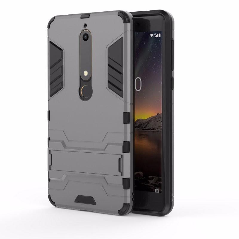 WIERSS Серый для Nokia 6