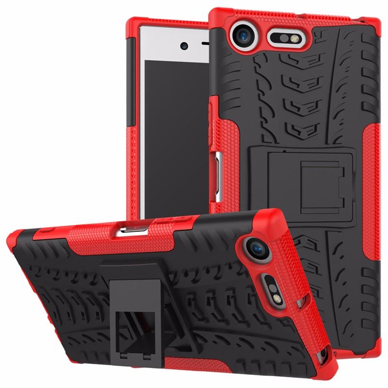 goowiiz красный Sony Xperia XZ Premium смартфон sony xperia xz premium dual black g8142
