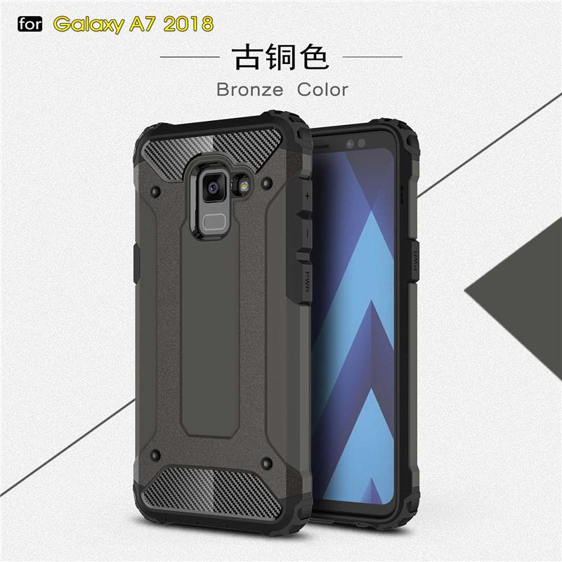 goowiiz бронза Samsung Galaxy A8 Plus 2017 A7 2018 blackview a8 смартфон
