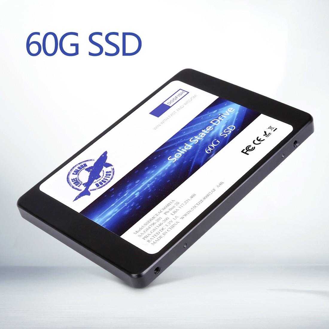DOGFISH  60GB