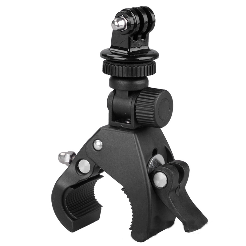 SAYHI Black pannovo g 254bb quick release clamp clip mount holder for gopro hero 4 3 3 2 1 blue
