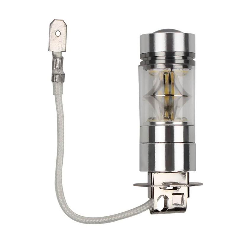 ASLED белый свет 10ps H1 лампа автомобильная philips 42403vis1