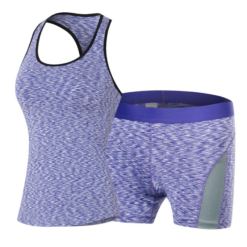 Спортзал сексуальнойога yuerlian Фиолетовый L фото