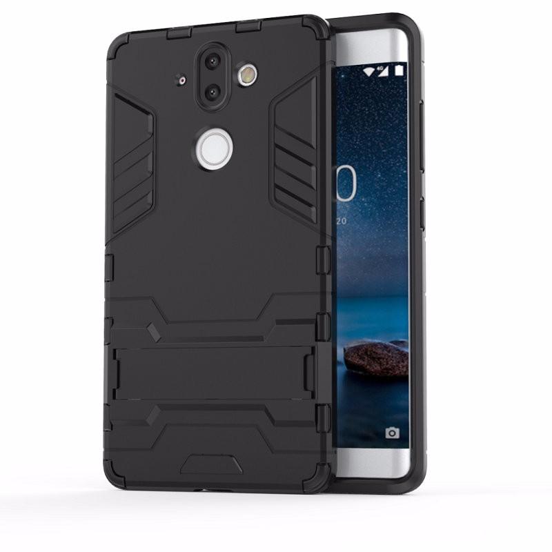 WIERSS черный для Nokia 8 Sirocco для Nokia 8 Sirocco TA-1005 WIERSS Защитный чехол для жесткого телефона