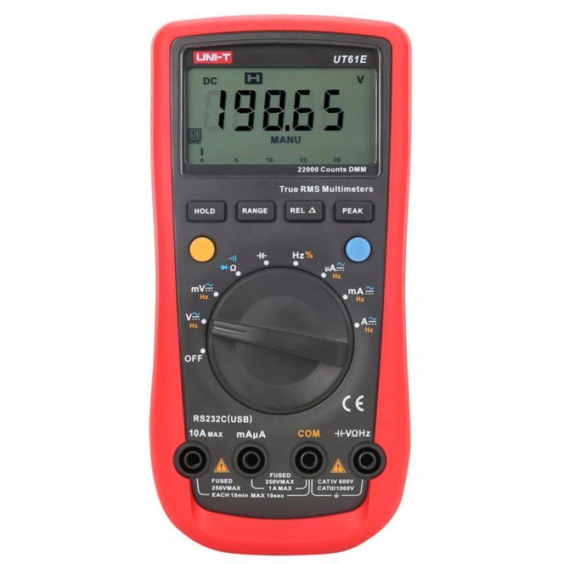 GBTIGER Red измерительный прибор uni t ut243